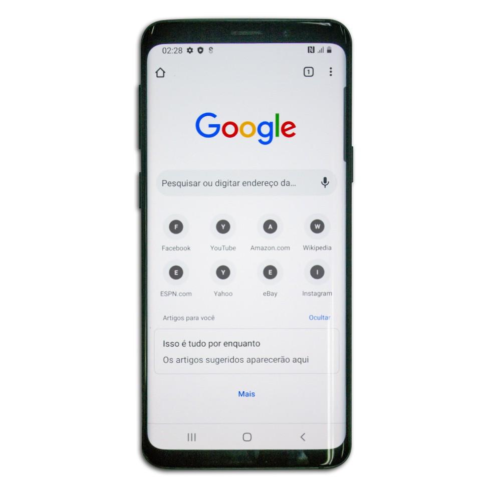 USADO Samsung Galaxy S9 128gb G9600