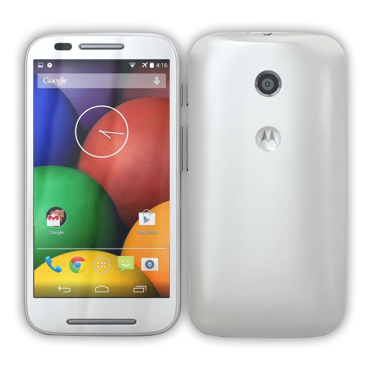 Smartphone Moto E Dtv Colors Dual XT1025 4GB Wi-fi 3G Android (Usado)