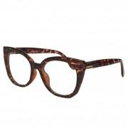 Armação de Óculos Khatto Cat Mel Italiano - C095