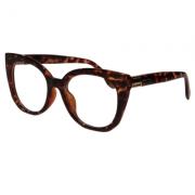 Armação para Óculos de Grau Khatto Cat Mel Italiano- C095