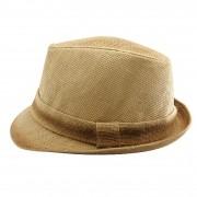 Chapéu Panamá Khatto Brown Degradê