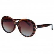 Óculos de Sol Khatto Retrô Oval - PU
