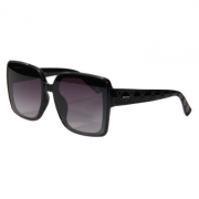 Óculos de Sol Khatto Square Black Vintage - C109