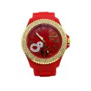 Relógio Khatto Red Fashion