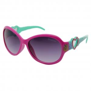 Óculos de Sol Khatto Kids Pink Heart - C015
