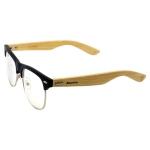 Armação de Óculos Khatto Bambu Clubmaster Safe - C056