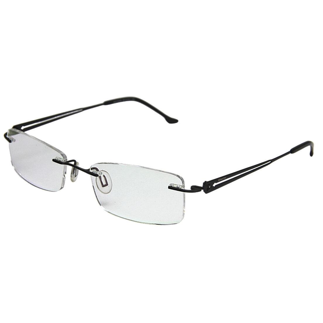 Armação de Óculos Khatto Fusion Black - PU
