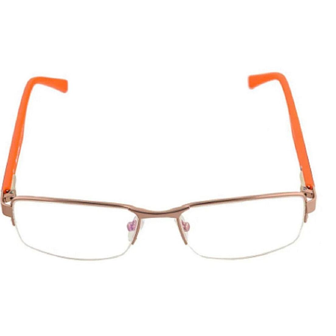 Armação de Óculos Khatto Fusion Orange - C041