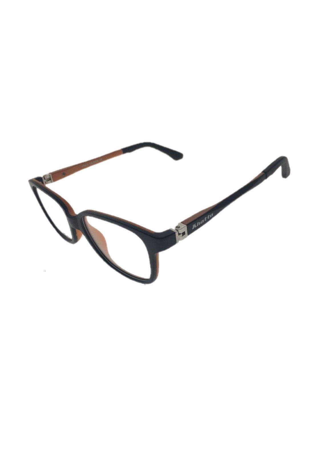 Armação de Óculos Khatto Kids Cat Moda  - PU