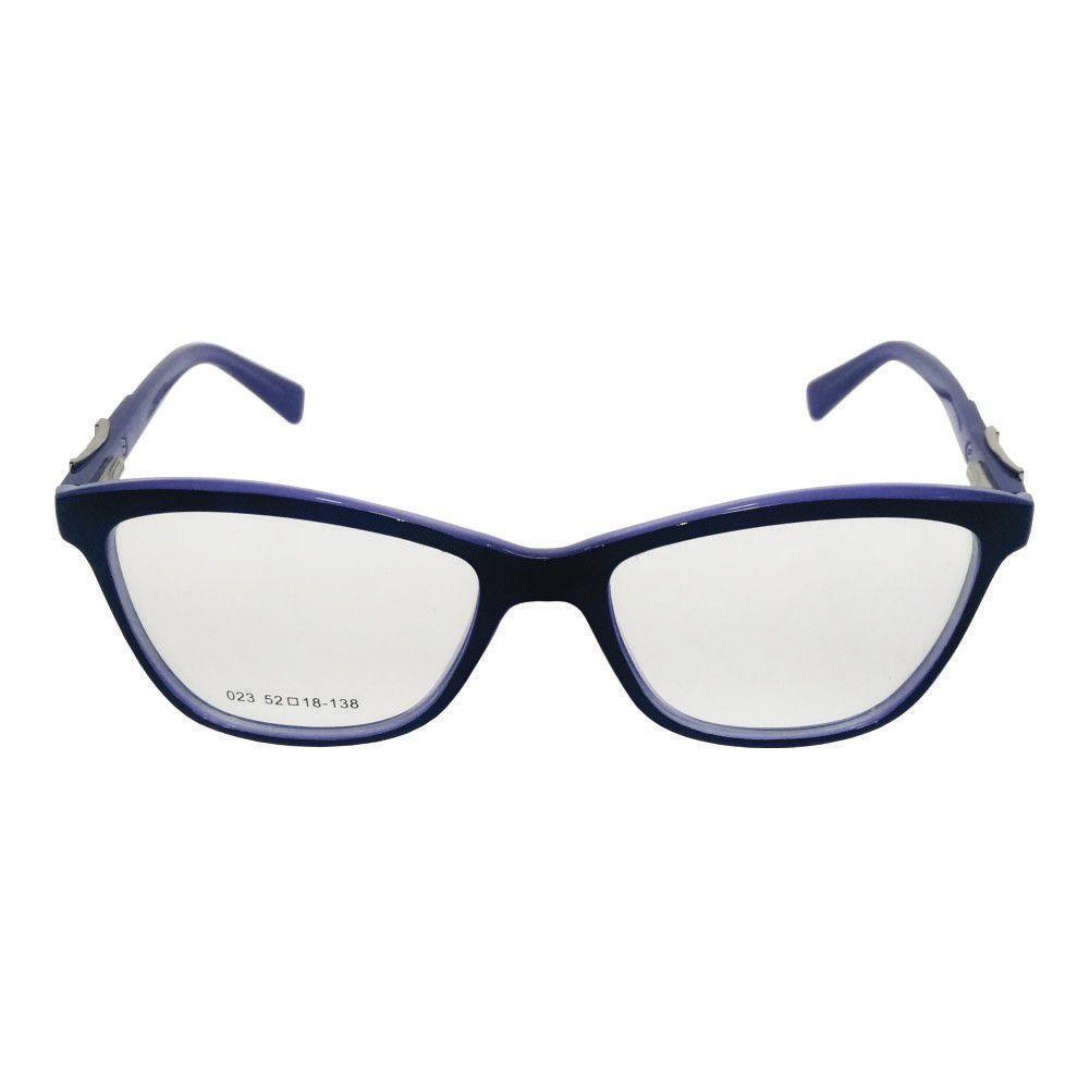 Armação de Óculos Khatto Retrô Cadilac - PU