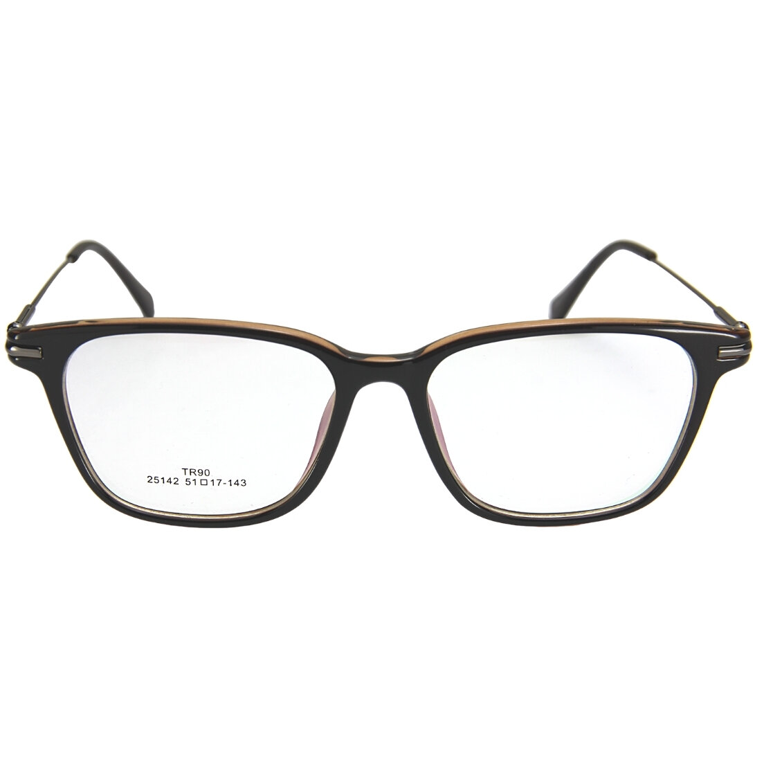 Armação de Óculos Khatto Square Charmmy - PU