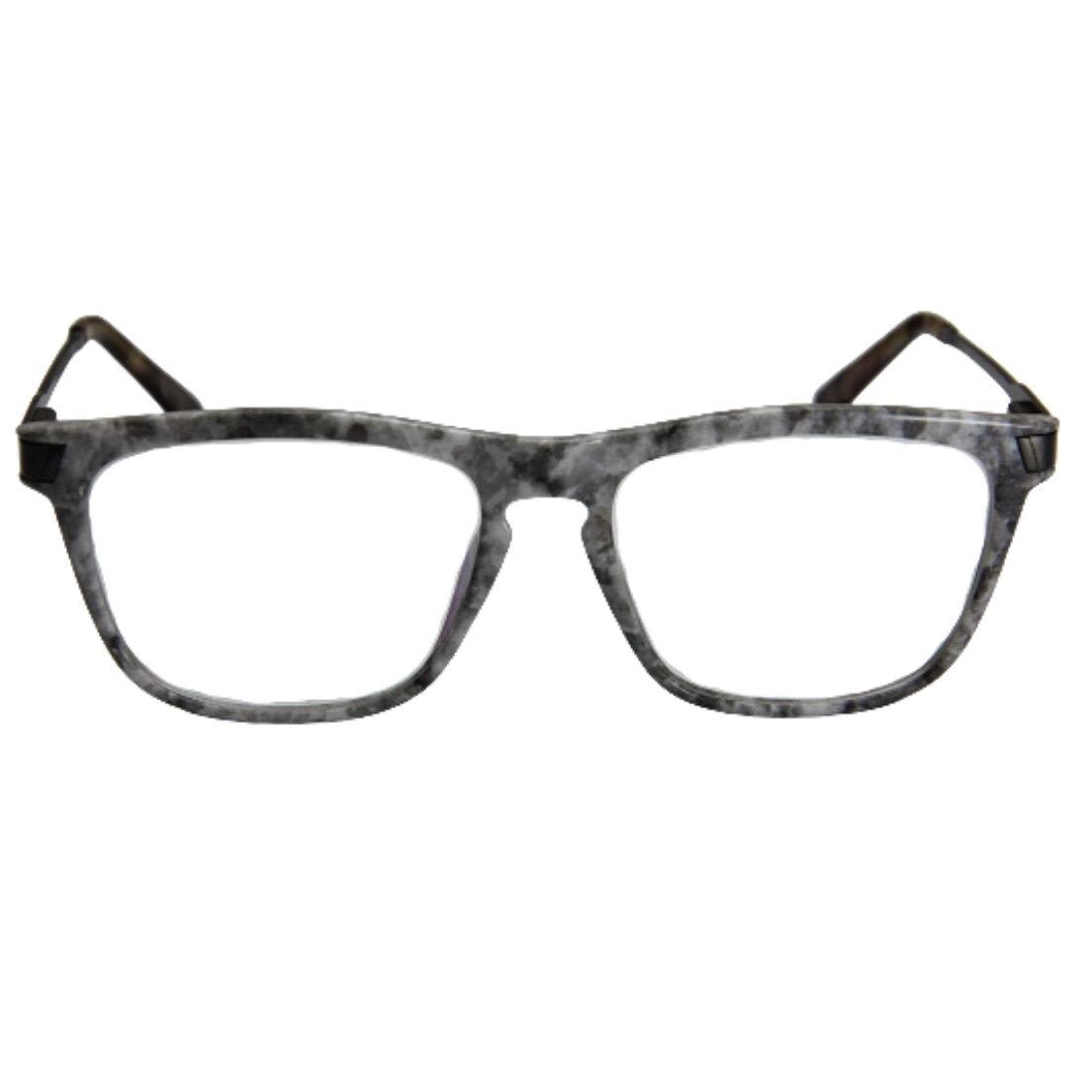 Armação de Óculos Khatto Square Mármore - C143