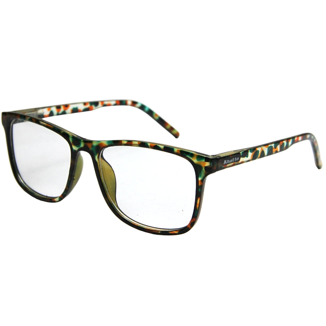 Armação de Óculos Khatto Square Party - C096