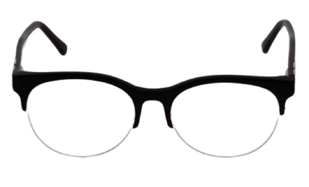 Armação para Óculos de Grau Khatto Chic Chic Club Round - C109