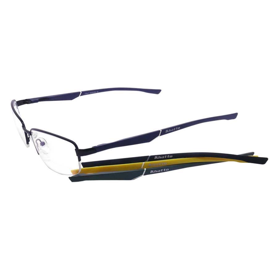 Armação para Óculos de Grau Khatto Fusion Flex