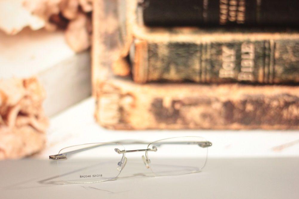 Armação para Óculos de Grau Khatto Fusion Minimum