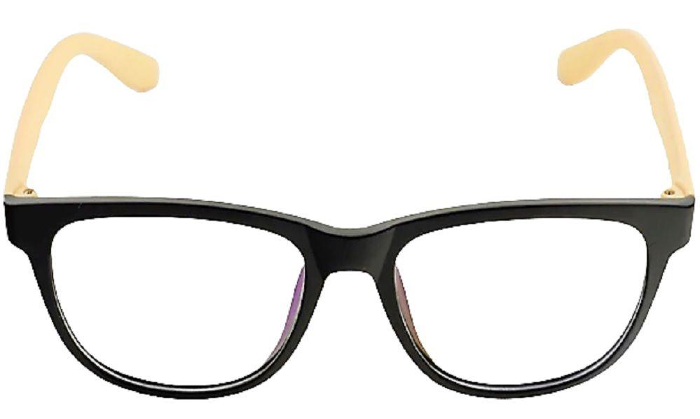 Armação para Óculos de Grau Khatto Square Clone - C143