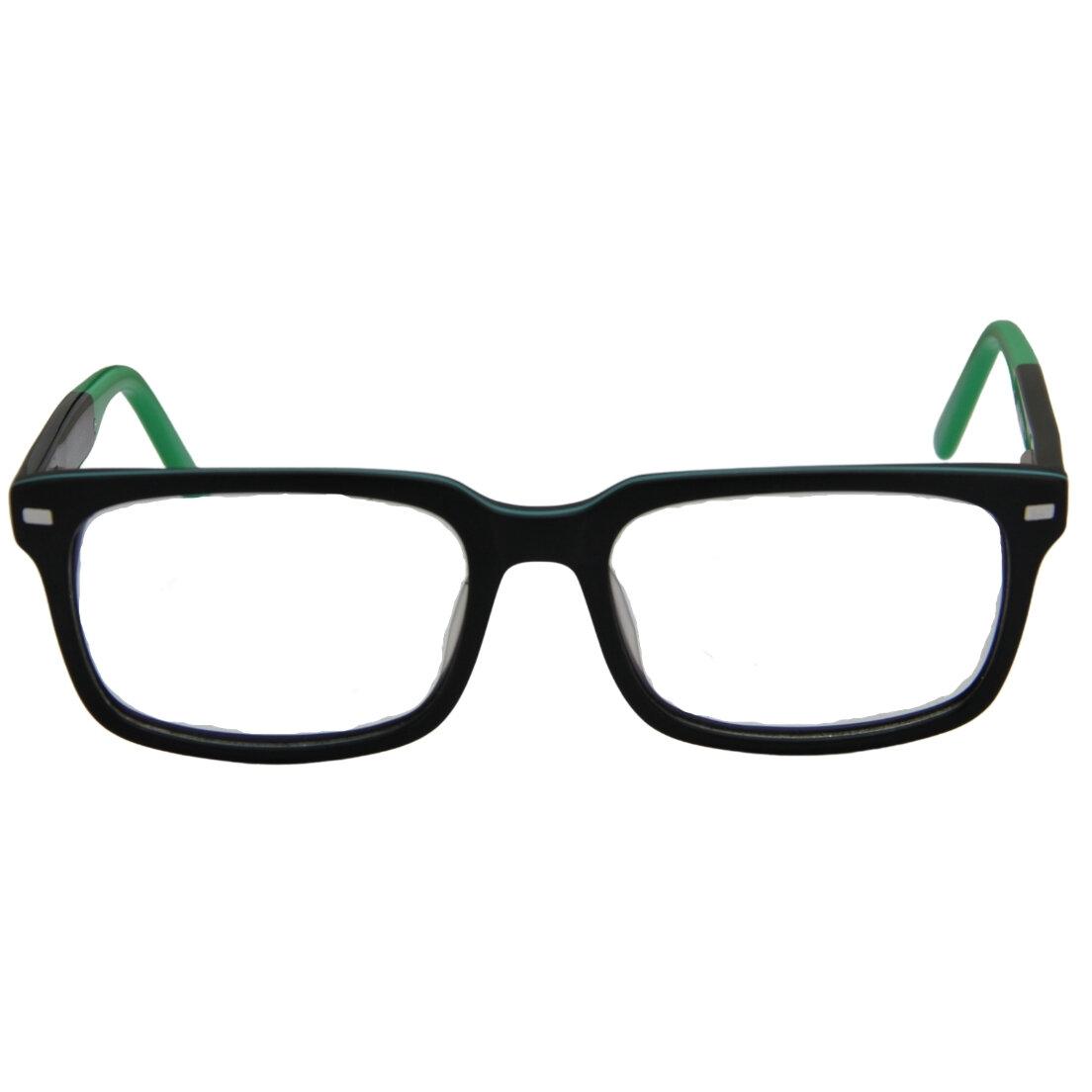 Armação para Óculos de Grau Khatto Square Details Color - PU