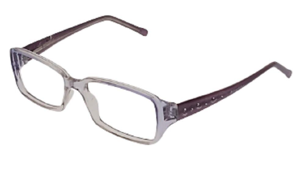 Armação para Óculos de Grau Khatto Square Transparente