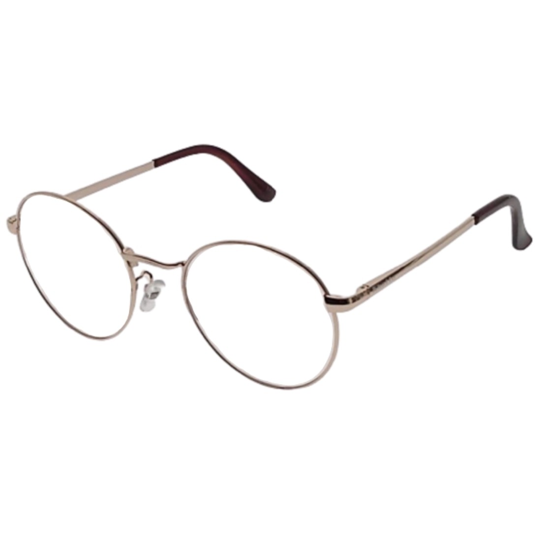 Armação para Óculos Khatto Round Vintage - C143