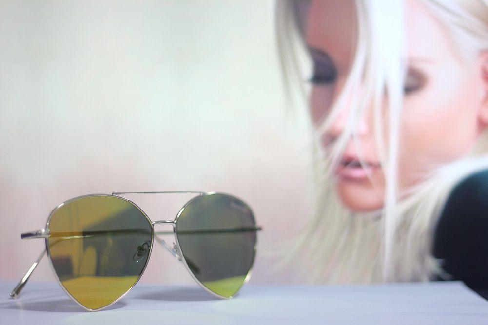 Óculos de Sol Khatto Aviador Gota - C116