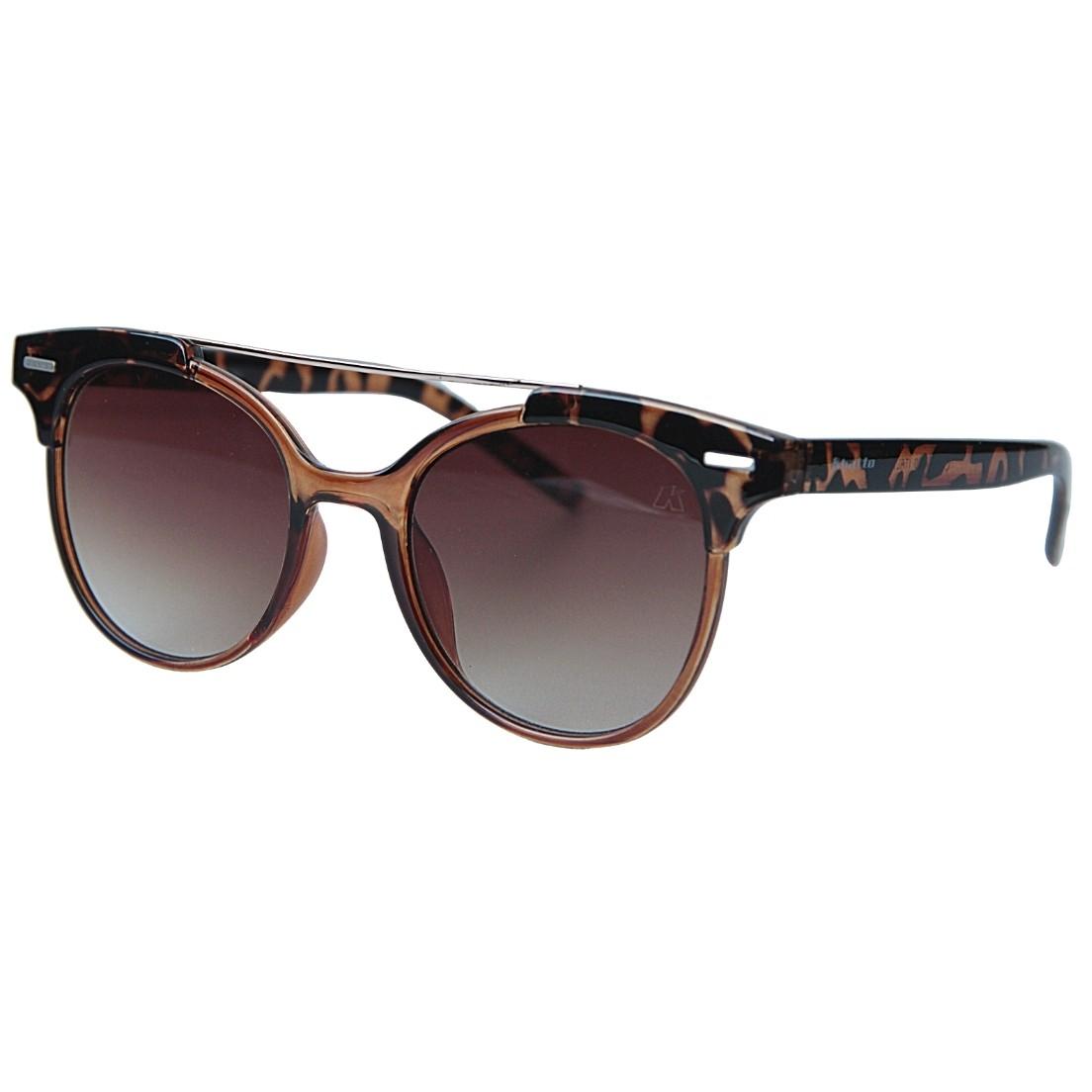 Óculos de Sol Khatto Caçador Estilo Italiano - PU