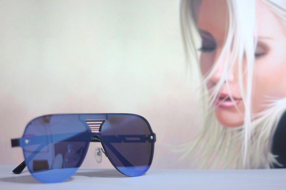 Óculos de Sol Khatto Carrera Espelhado
