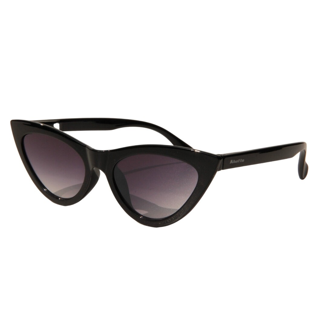 Óculos de Sol Khatto Cat Black Duo - C003