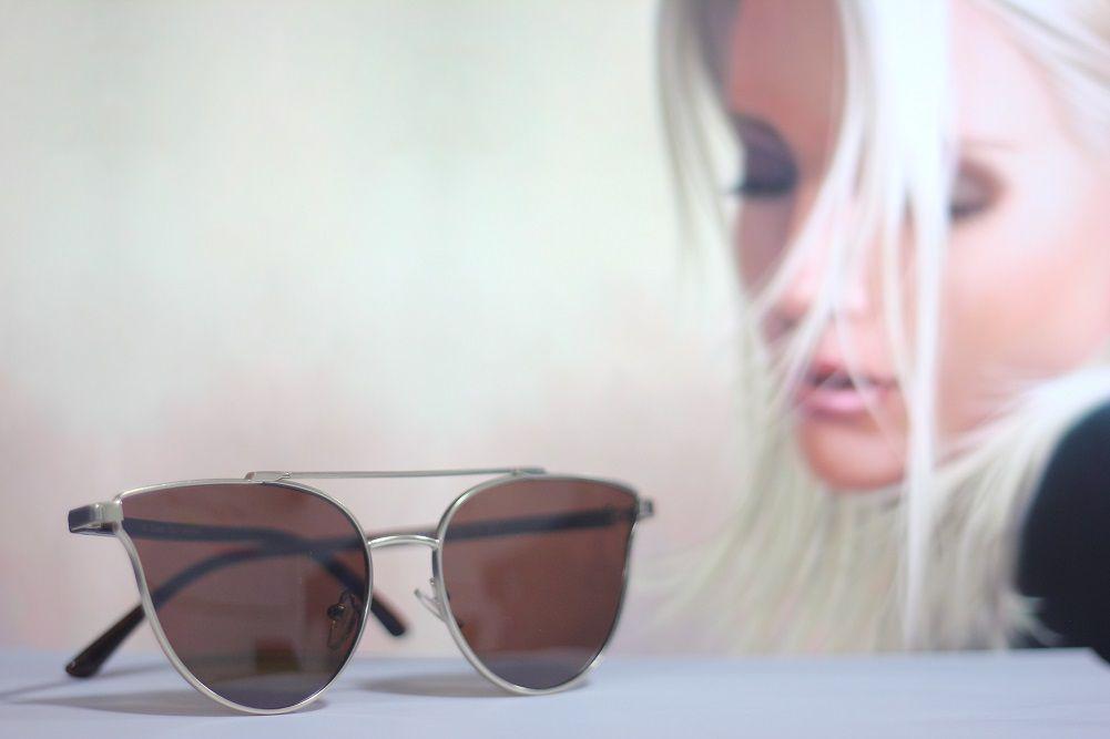 Óculos de Sol Khatto Cat Caçador Elegancy - C043