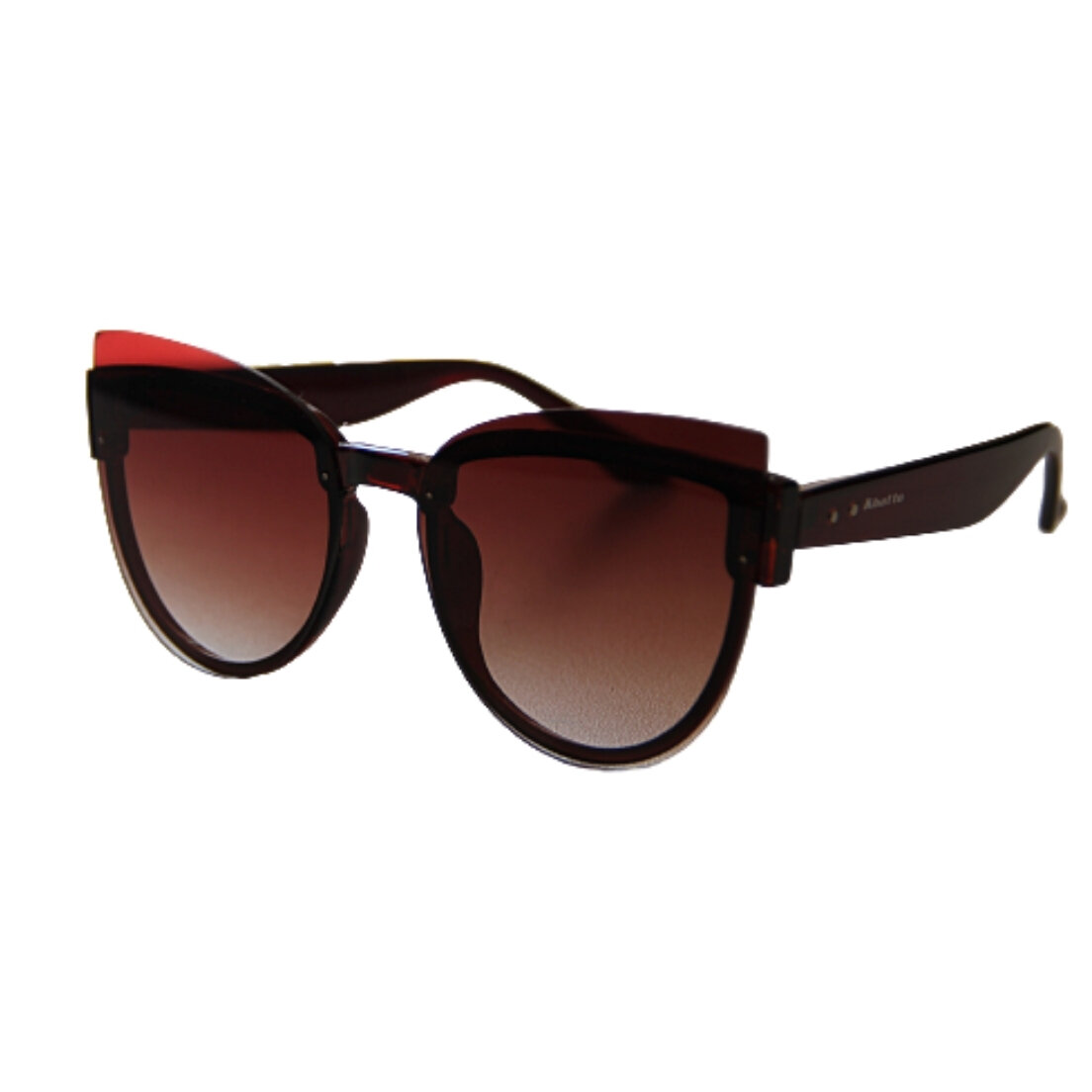 Óculos de Sol Khatto Cat Mega Fashion Italiano - PU