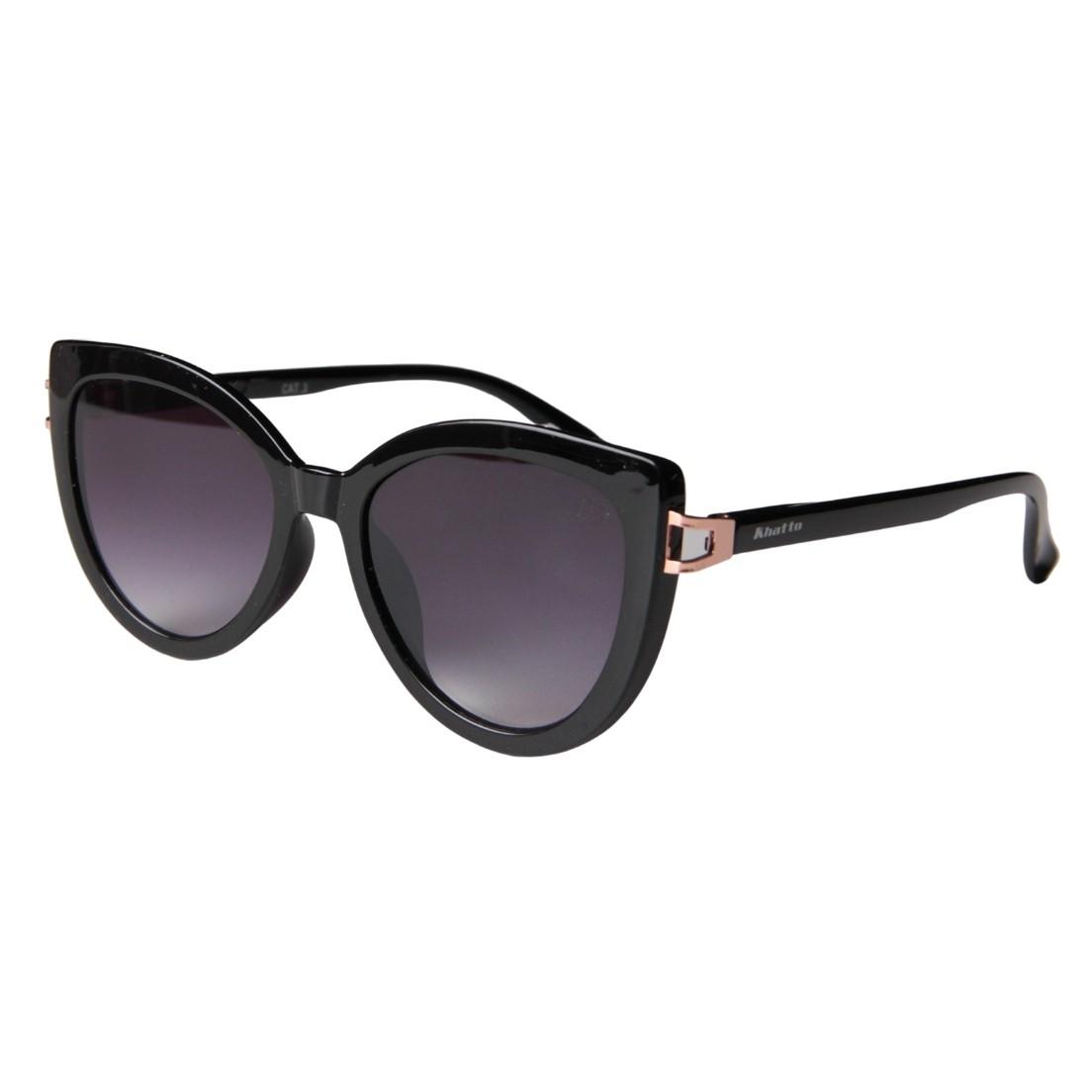 Óculos de Sol Khatto Cat Round Classic  - C126