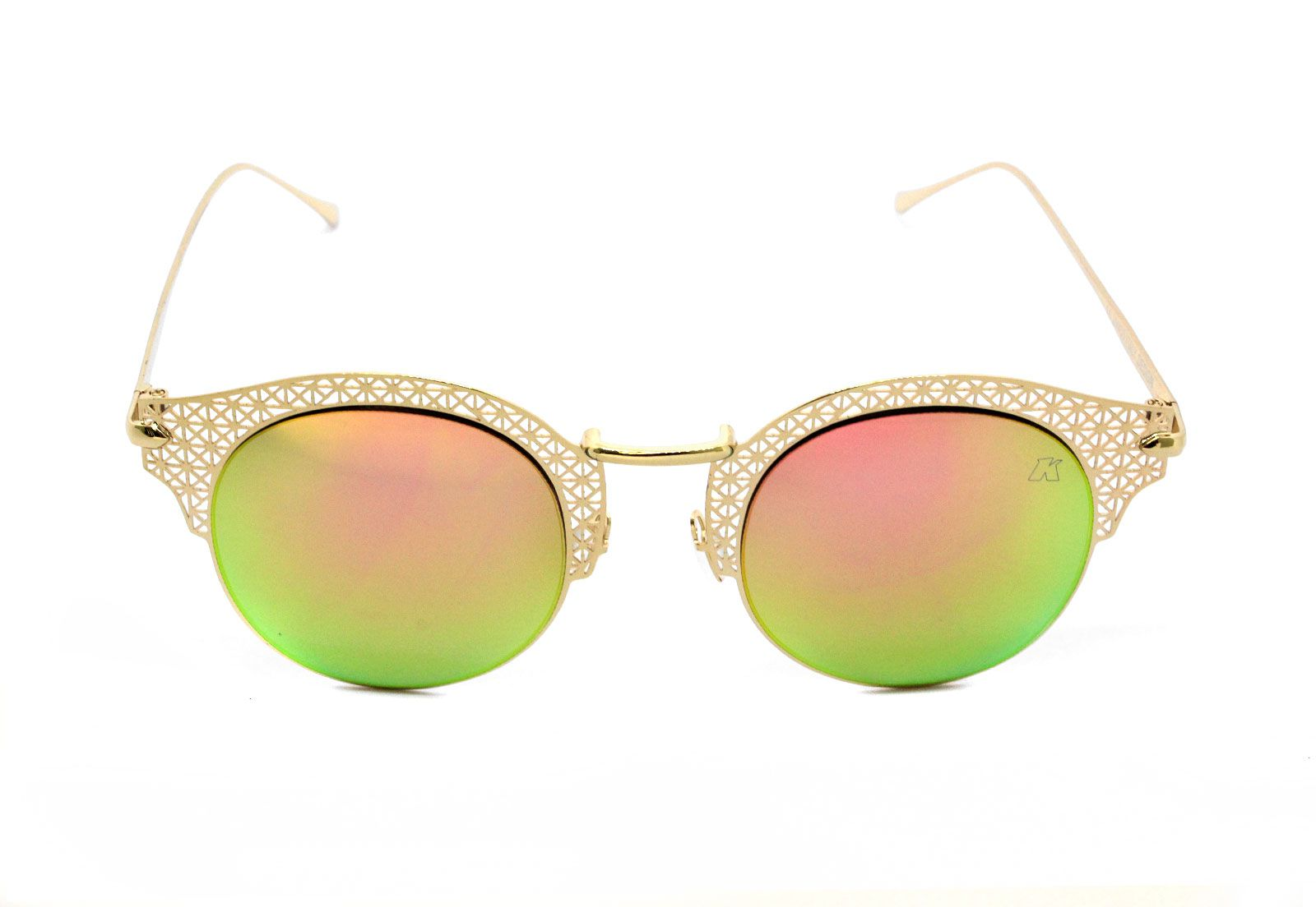 Óculos de Sol Khatto Clubmaster Renda