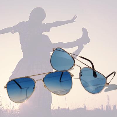 Óculos de Sol Khatto Combo Aviador Daddy  and Son  - C019