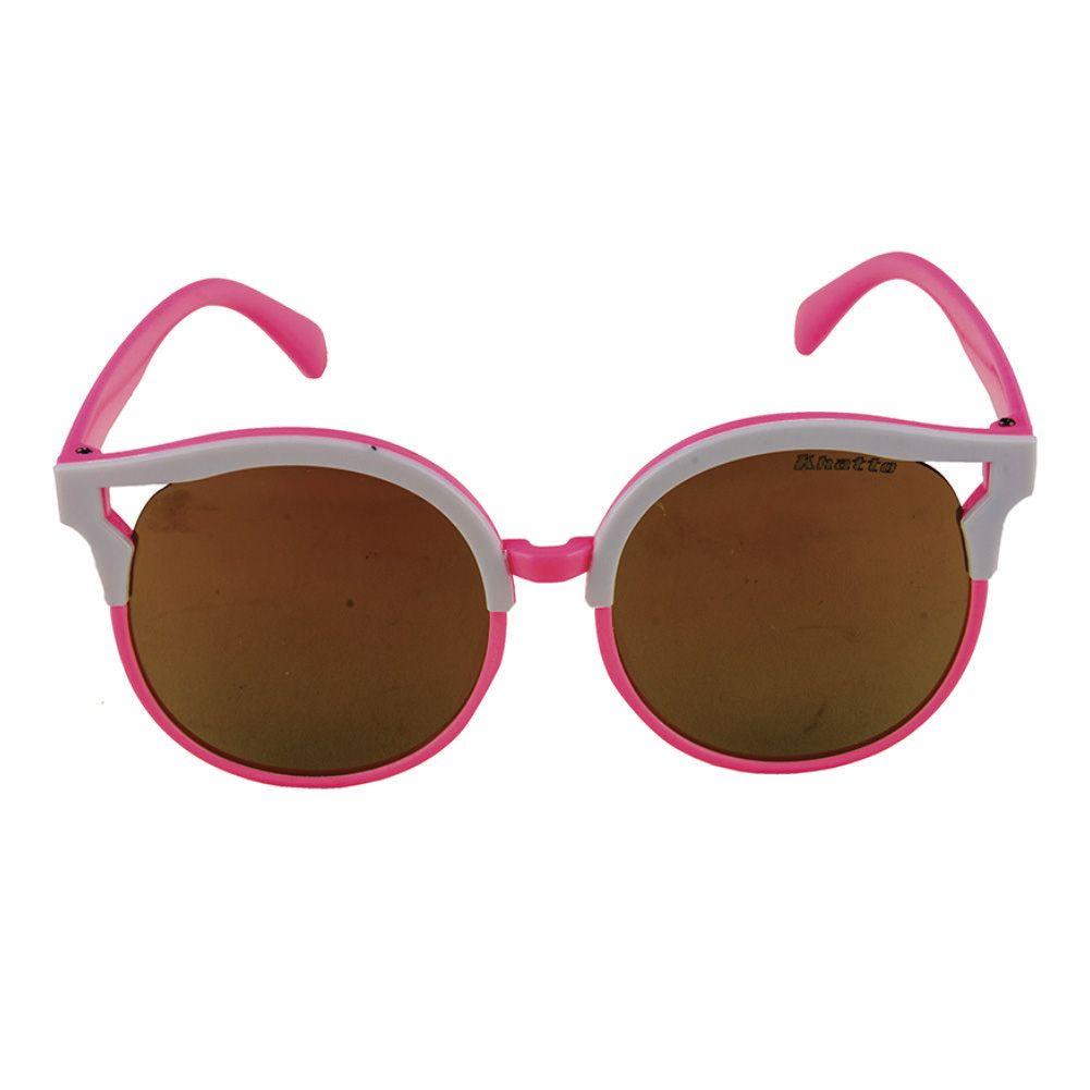 Óculos de Sol Khatto Kids Cat Super Star - C119