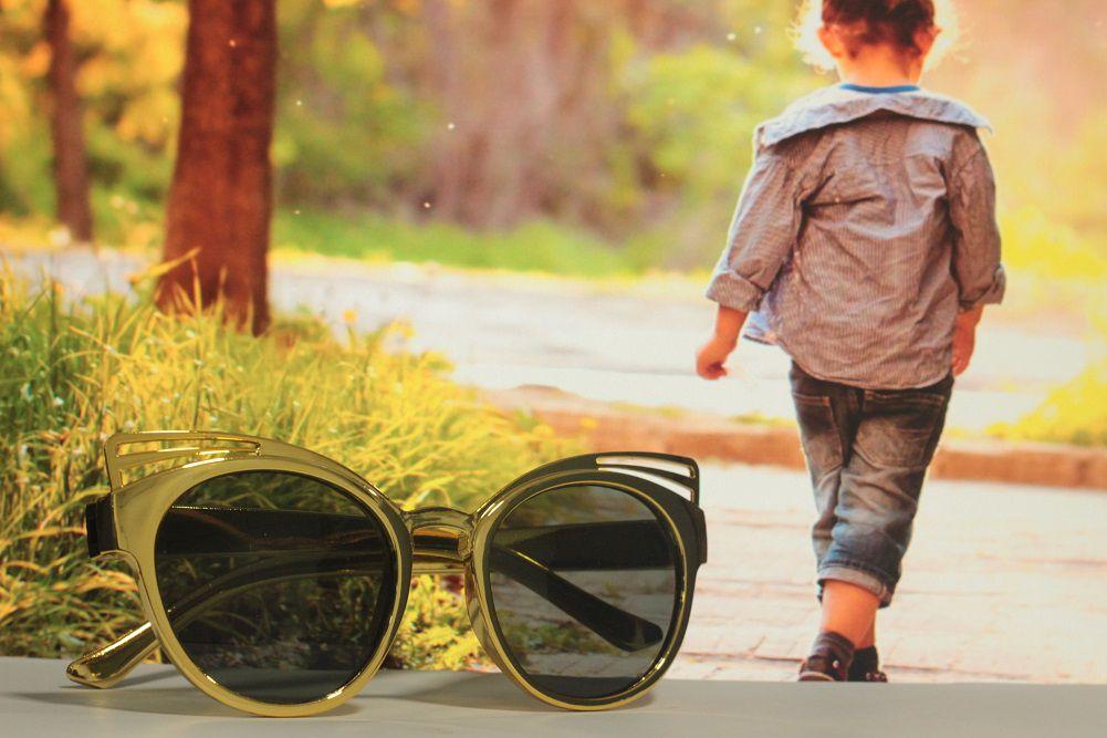 Óculos de Sol Khatto Kids Fashion