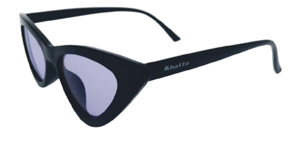 Óculos de Sol Khatto Retrô Bruninha Vintage - C047