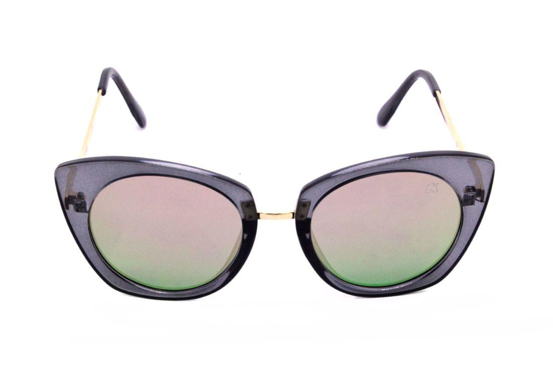 Óculos de Sol Khatto Retrô Cat Peace