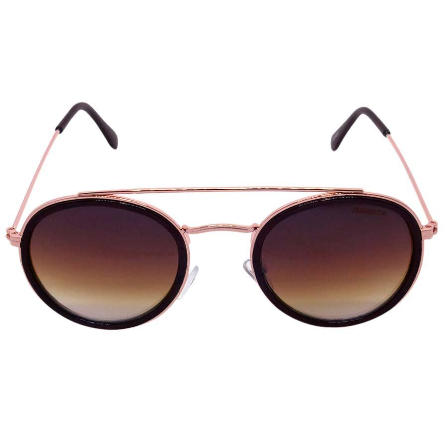 Óculos de Sol Khatto Retrô Round Caçador - PU