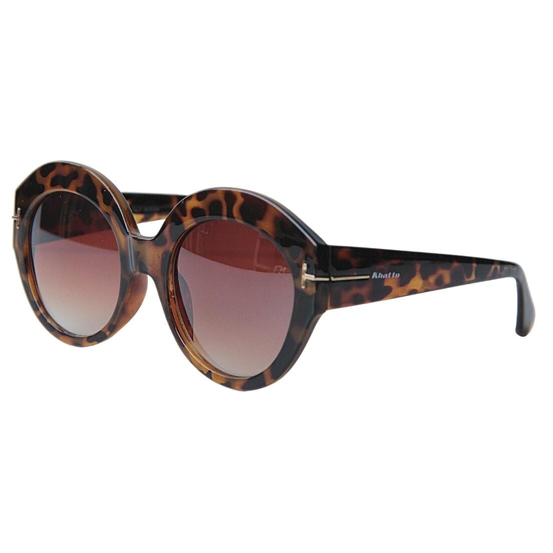 Óculos de Sol Khatto Retrô Round II Lyli Italiano - PU