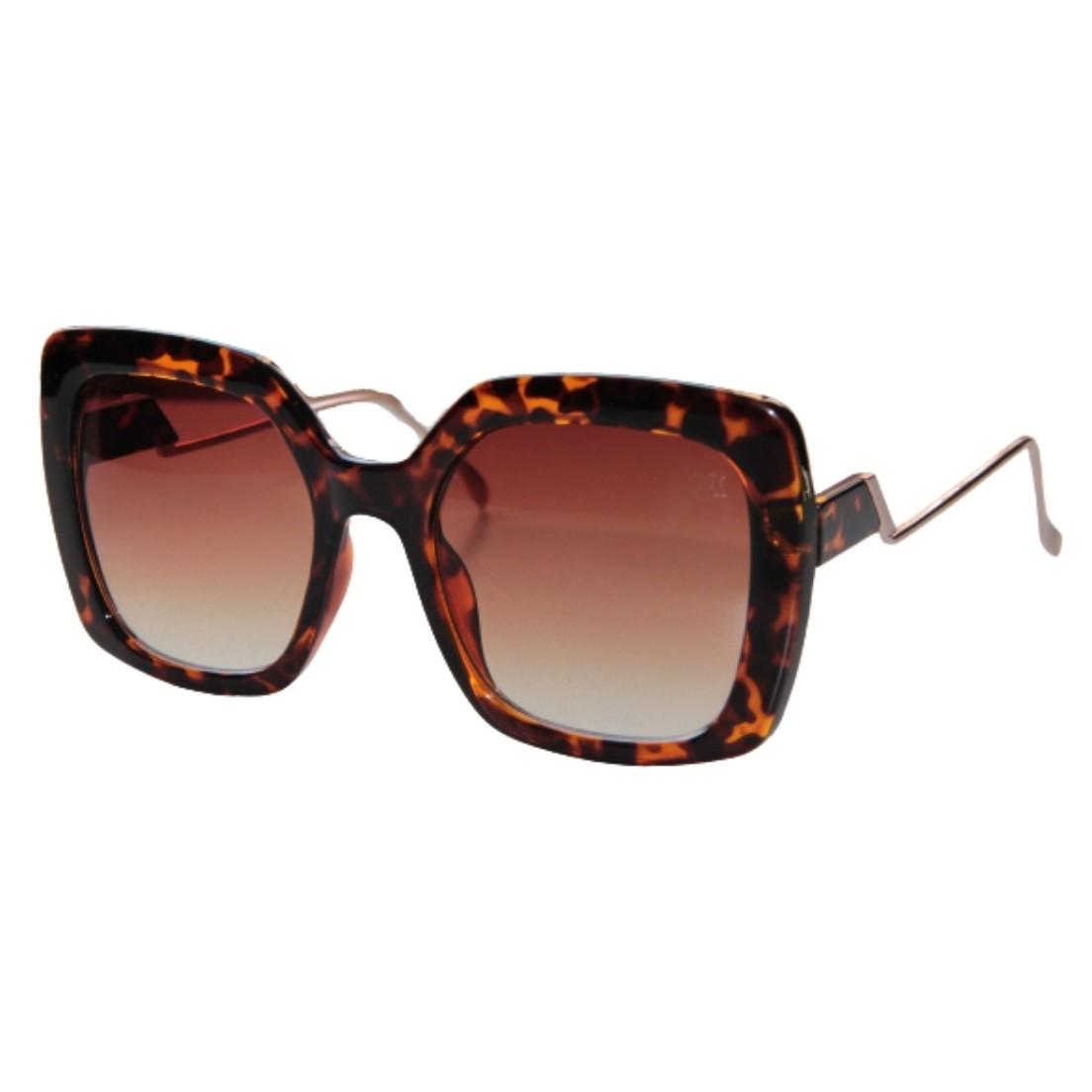 Óculos de Sol Khatto Retrô Square Lyli II Italiano - PU