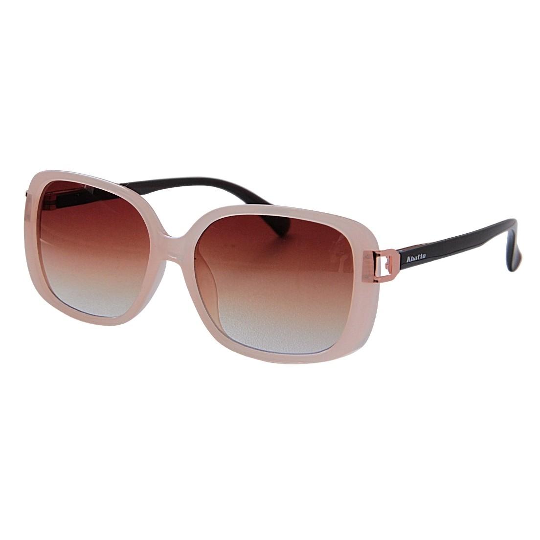Óculos de Sol Khatto Retrô Square Vintage - PU