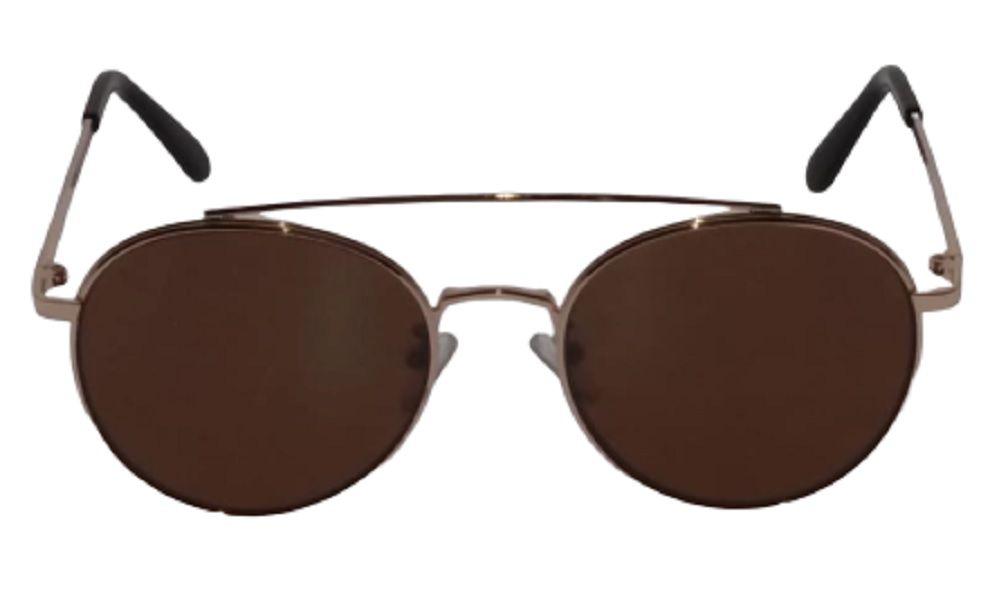 Óculos de Sol Khatto Round Caçador Retrô - C080