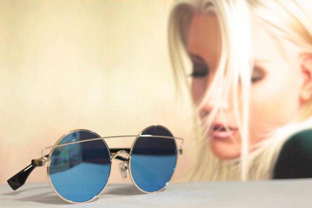 Óculos de Sol Khatto Round Cat Jo - C045