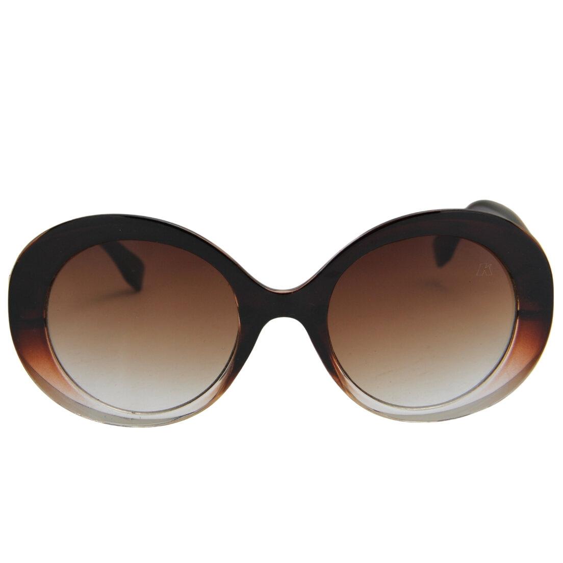 Óculos de Sol Khatto Round Cristal - C048