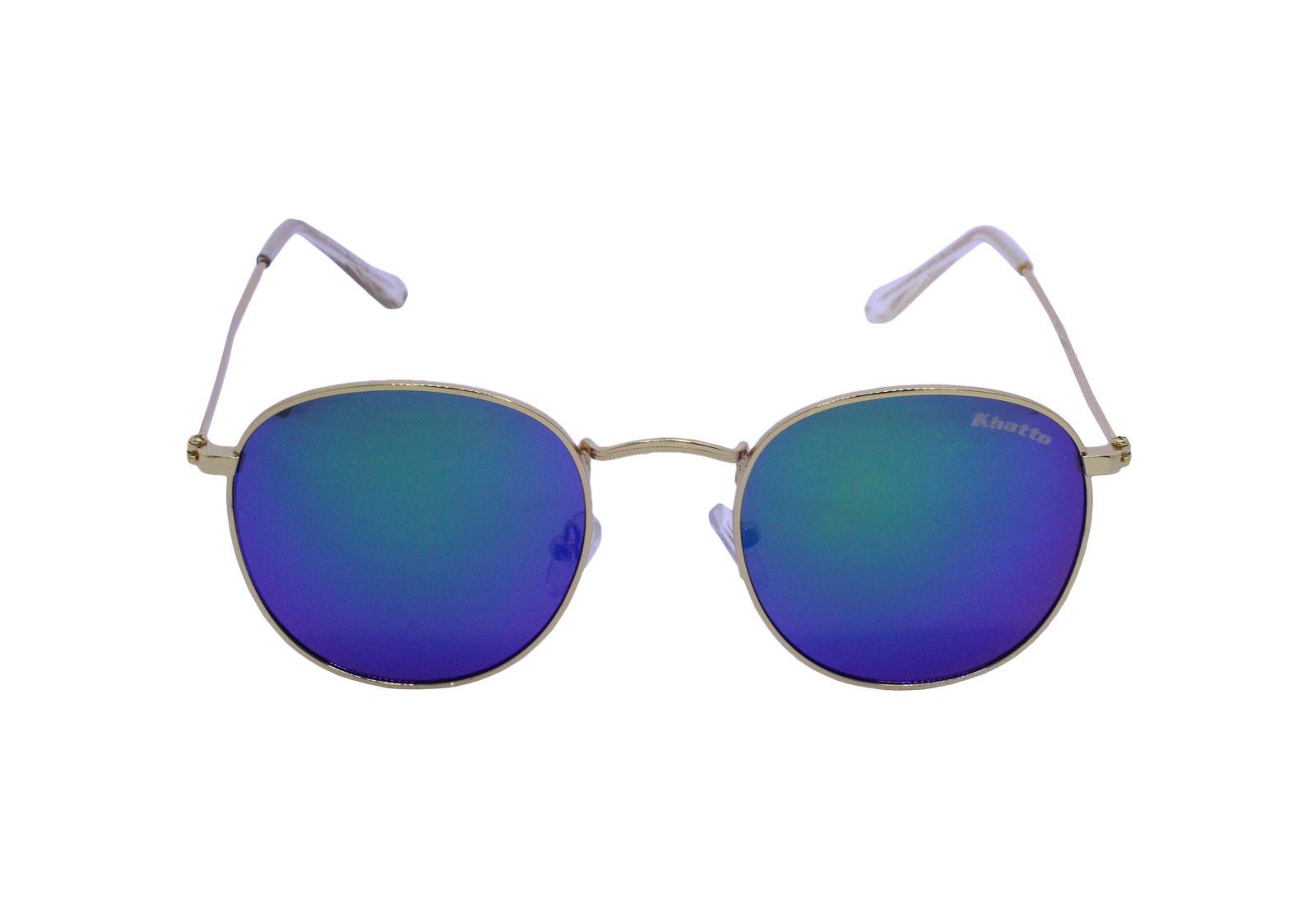 Óculos de Sol Khatto Round Moon - C033