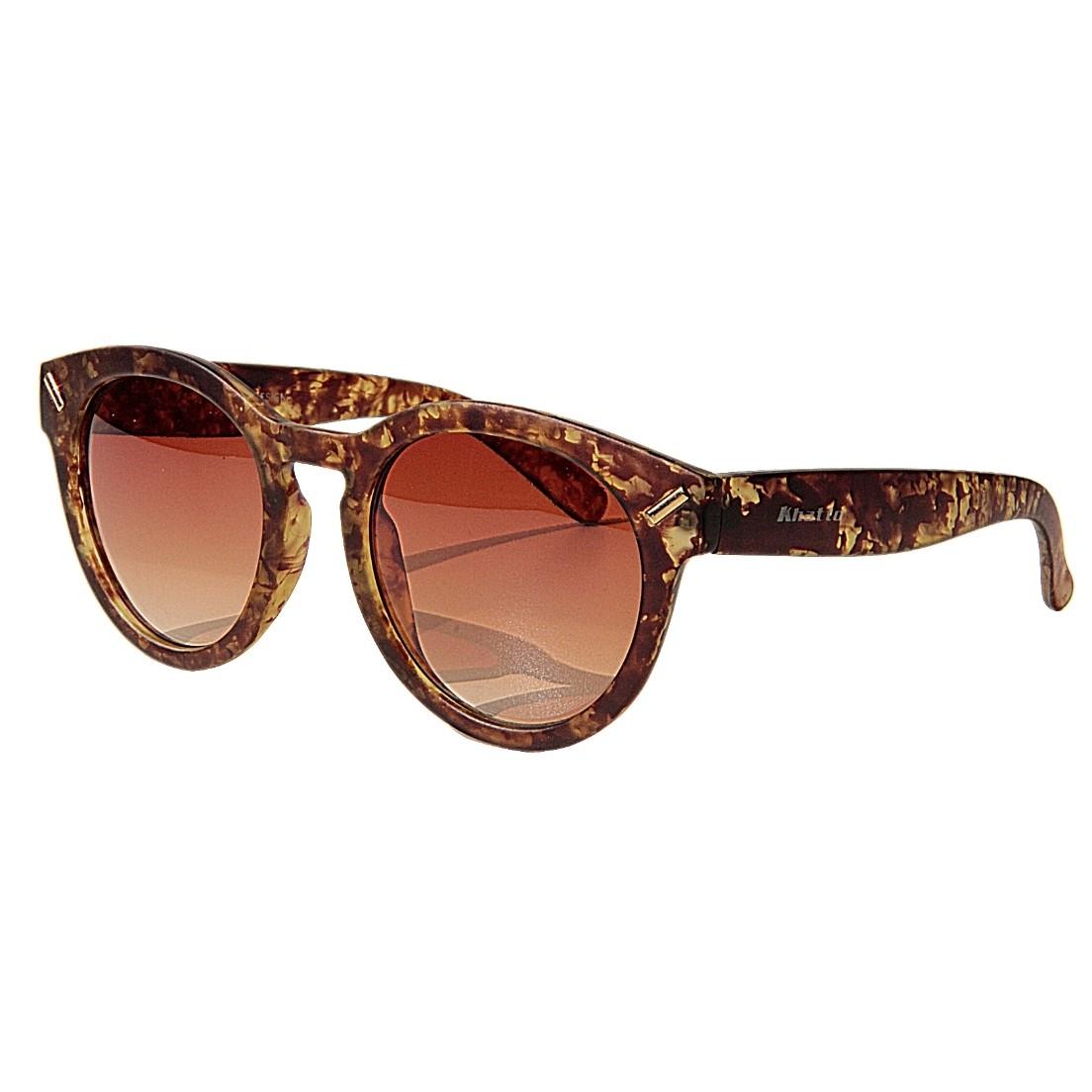 Óculos de Sol Khatto Round Oncinha Italiano - C048