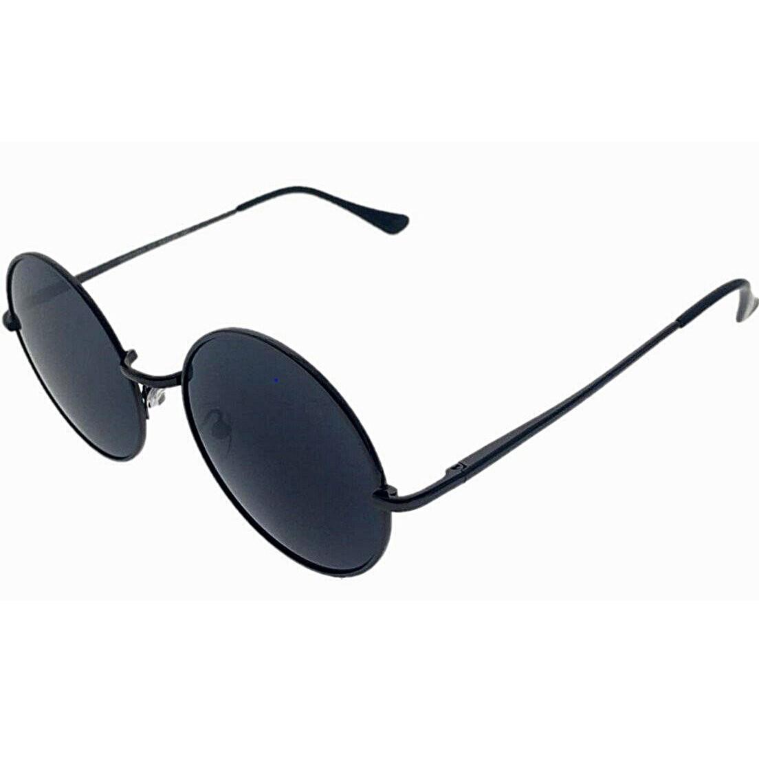 Óculos de Sol Khatto Round Seventhy Italiano - PU