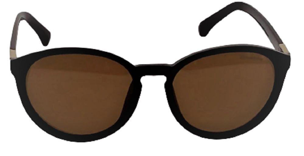 Óculos de Sol Khatto Round Turtle - C101