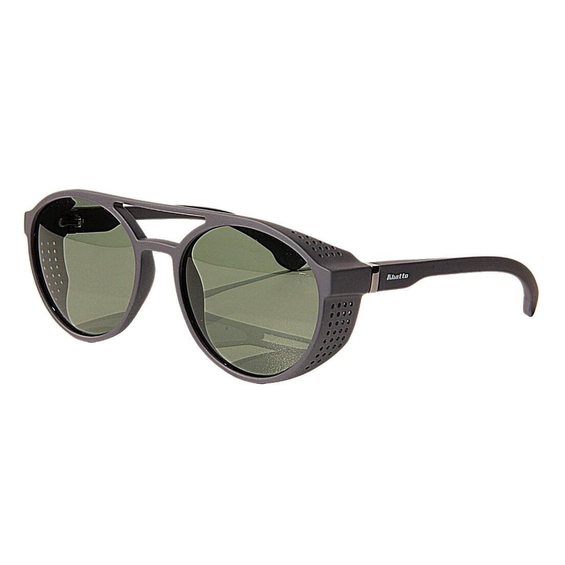 Óculos de Sol Khatto Round Veloz Italiano - C058