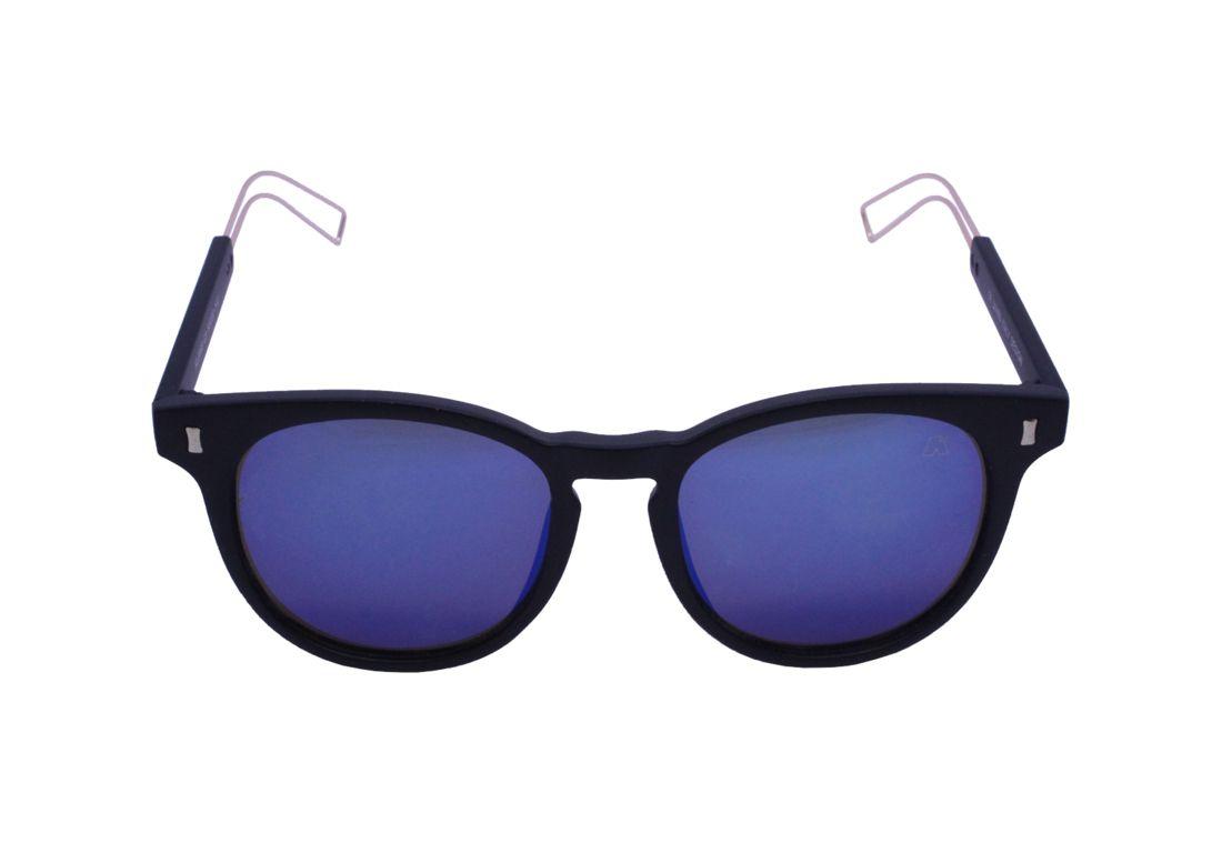 Óculos de Sol Khatto Round Young White  Italiano - C128